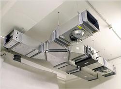 Вытяжные и приточные вентиляционные системы